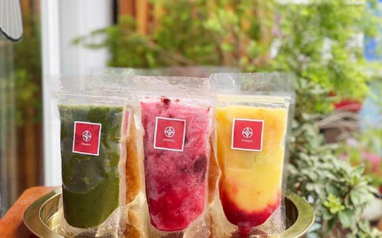 居家找樂子! 用水果刨冰DIY調酒 八色小籠包自己捏