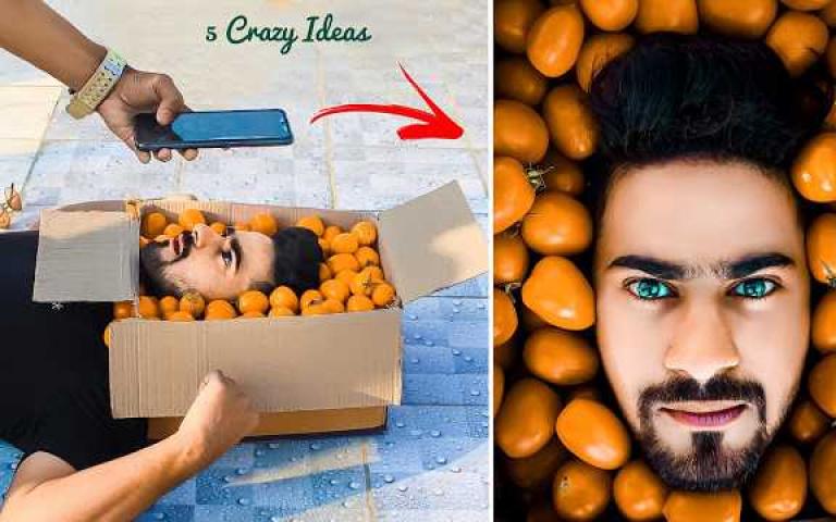 用手機拍照怎麼都照不出「感覺」?印度Youtuber 「Ur SmartMaker」教你怎麼拍!