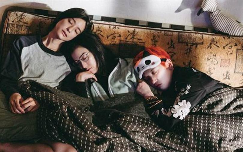 鄭秀文洗盡鉛華 樸素和賴雅妍當姊妹