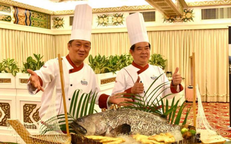 期間限定!產地直送龍膽石斑 國宴名廚海味料理現在吃得到