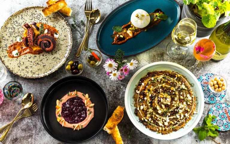 網美級餐廳推全新地中海料理!食材來源看得到 吃得美味也安心