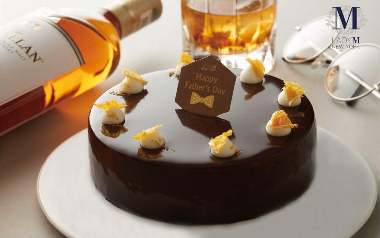 再不訂就來不及啦!Lady M父親節蛋糕「微醺系」威士忌巧克力慕斯、經點原味千層預購開跑!
