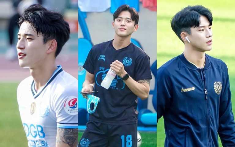 東奧小鮮肉!韓國足球界「臉蛋天才」鄭勝元,偶像級顏值兼具超強實力!