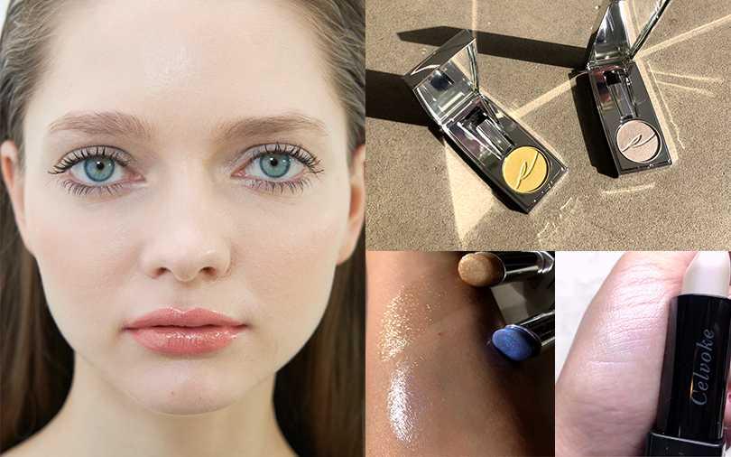 春妝眼、唇必帶「透明光感」疊擦手法創造立體度 怎麼畫都好仙!