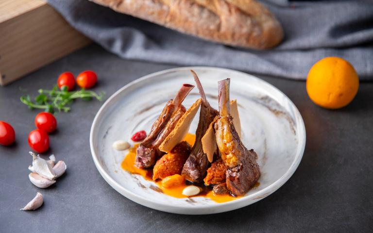 義大利餐廳新主廚報到 立志用番茄、橄欖油、麵粉征服台灣人味蕾