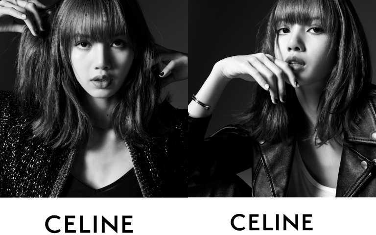 行走的時尚教科書女王BLACKPINK LISA升格成為CELINE全球品牌大使,這次這一系列形象照也太美了!