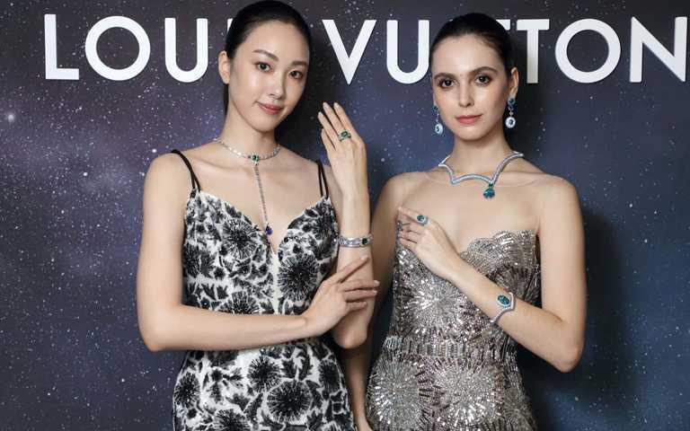 LV近60億頂級珠寶強勢登台!史上第二大鑽石原石、全新「Stellar Times」系列首度曝光!
