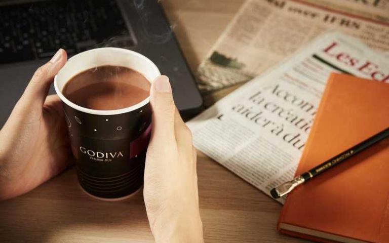 全台限量50萬杯!7-ELEVEN再度攜手GODIVA 買「醇緻熱巧克力」再送超值環保袋