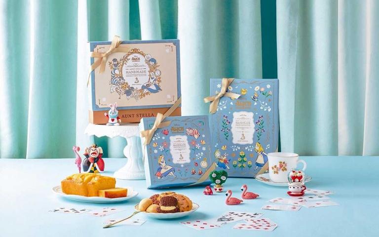 手工餅乾攜手迪士尼 推出「愛麗絲夢遊仙境」禮盒 「瘋帽子」變身造型餅乾