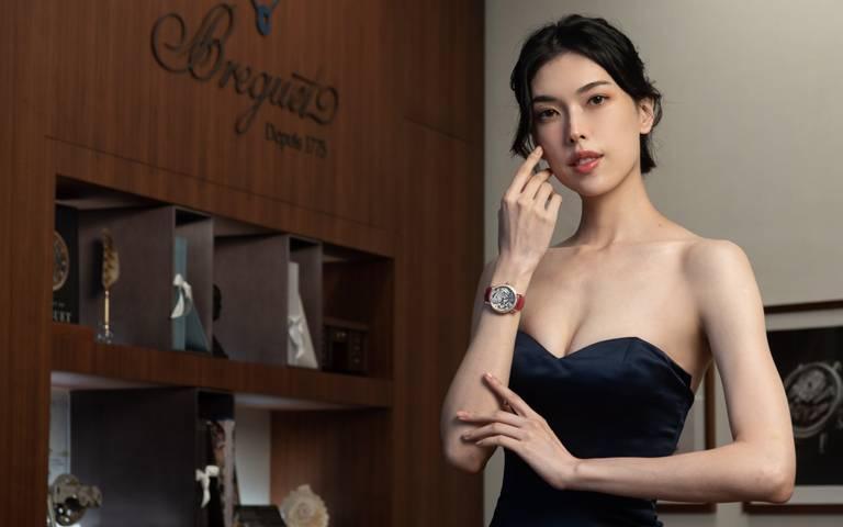 台灣獨賣僅此唯一!寶璣「Tradition 7035」傳世系列仕女鑽錶,對稱結構機芯、雪花鑲嵌超奢華!