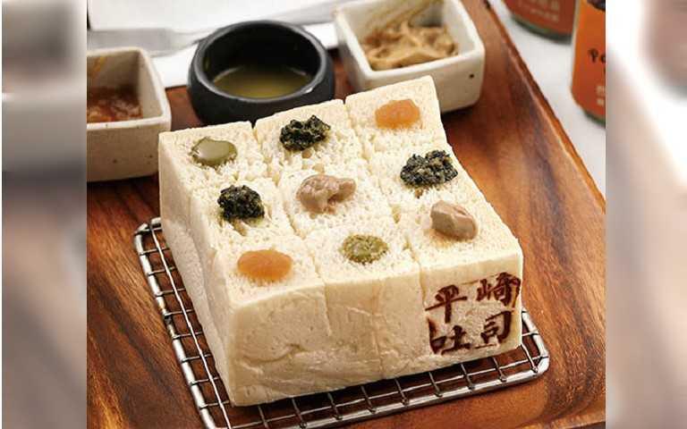【紅牌吐司2】平崎吐司 九宮格作畫邊拍邊吃