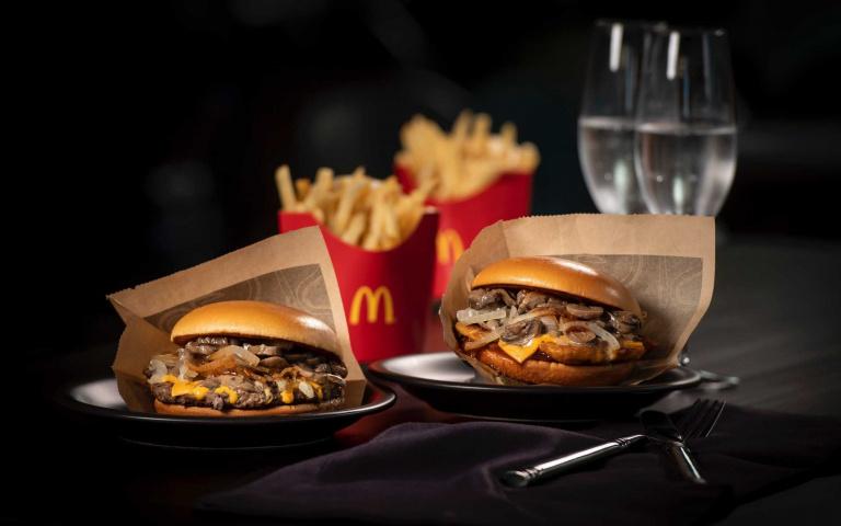 只有賣35天!麥當勞頂級「松露漢堡」強勢回歸 LINE預購再贈價值450元彩妝