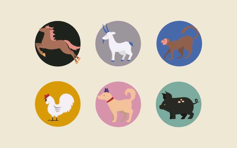 2021牛年新氣象 生肖時來運轉大補帖!馬、羊、猴、雞、狗、豬篇