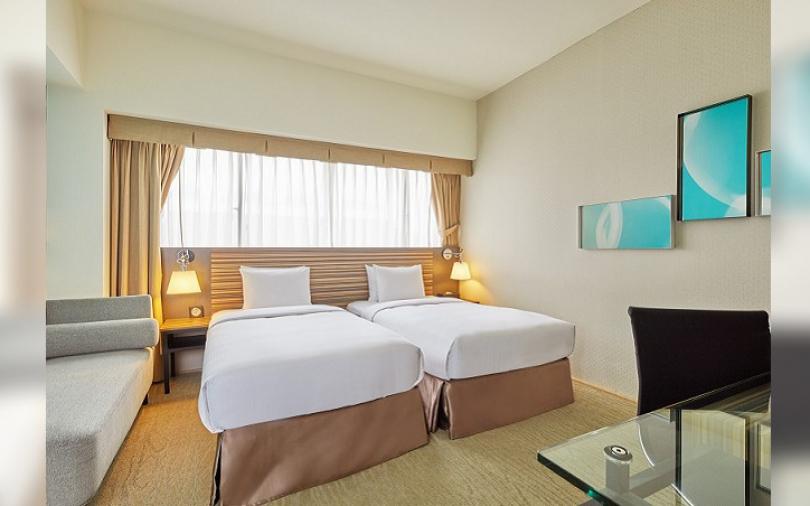 光輝十月出遊 台北凱撒住房29折起回饋價
