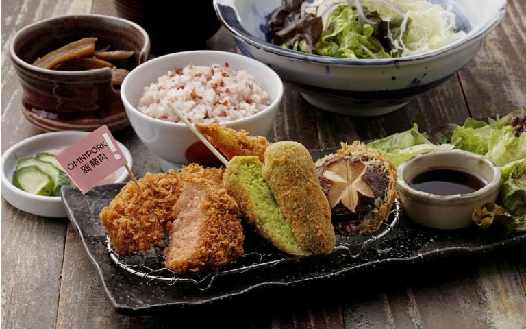 豬排專賣店這次不推豬排 植物肉、鮪魚腹肉、鮟鱇魚等新口味套餐強勢登場