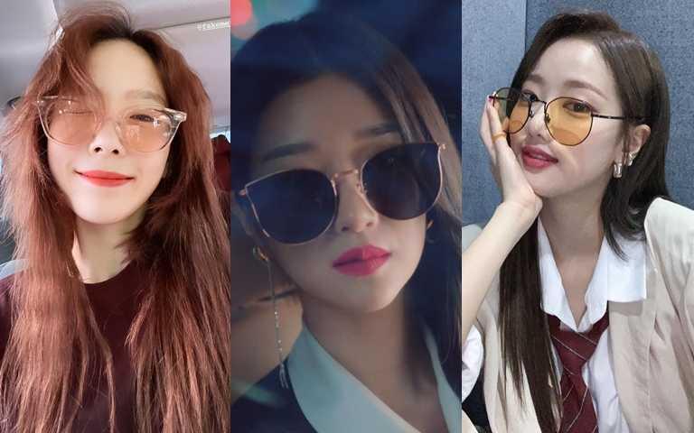 韓國墨鏡不只有GM在紅!明星們也超愛這些設計師品牌 下次務必掃貨!