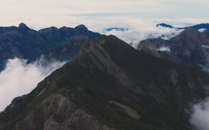全球瘋山脈旅遊 台灣秘境山脈登國際