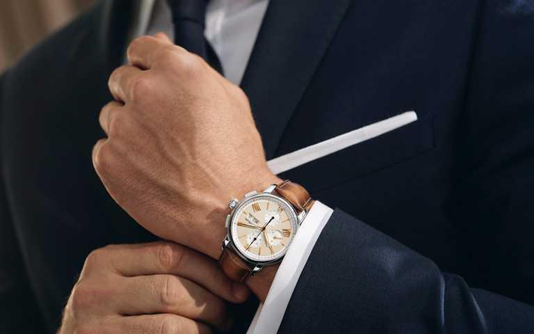 型男風格精準錶現!究極追求頂級製錶工藝與復古美學設計之完美平衡