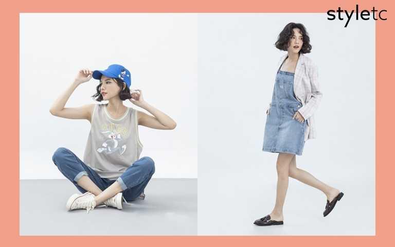 穿搭技巧難度0!怎麼搭都不會出錯的夏季丹寧時尚 New Style快學起來!