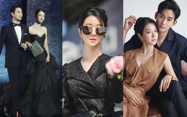 今年最『時尚CP』金秀賢、徐睿知,讓韓劇『雖然是神經病但沒關係』一開播就超有看頭!