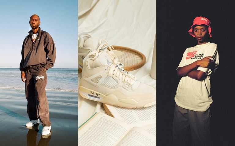 潮人心中最愛的Nike聯名系列與Off-White、Stüssy再合作,推出鞋款&服飾全系列