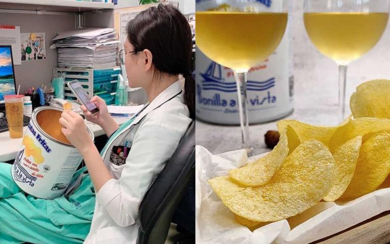 辦公、追劇和耍廢必備!「油漆桶洋芋片」讓你連嗑三天三夜也OK!