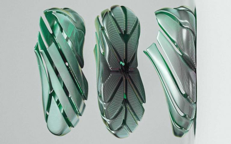 以前衛融入設計 新式鞋履概念!