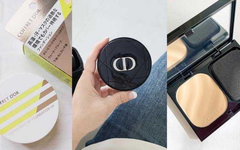 5款高好評底妝推薦!長達24小時不脫妝的長效持妝效果、媲美濾鏡等級的仙女級透光妝效...都是擁有爆款實力的神級底妝!