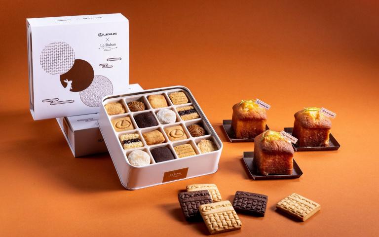 Taste by Lexus中秋期間限定 Lexus攜手Le Ruban Pâtisserie 跨界玩轉食尚味蕾體驗!