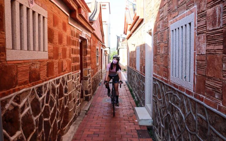 迎接全國古蹟日 金門推單車小旅行 深度走入歷史場景