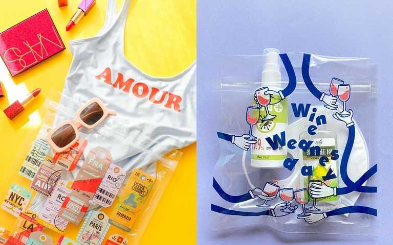 防疫必買!台灣原創品牌將防疫收納袋變得超可愛 隨手秀出來都讓人羨慕!