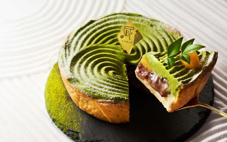 甜點抹茶季開催!吃一口抹茶起司塔、蜜糖吐司、蛋捲 打造京都食感輕旅行