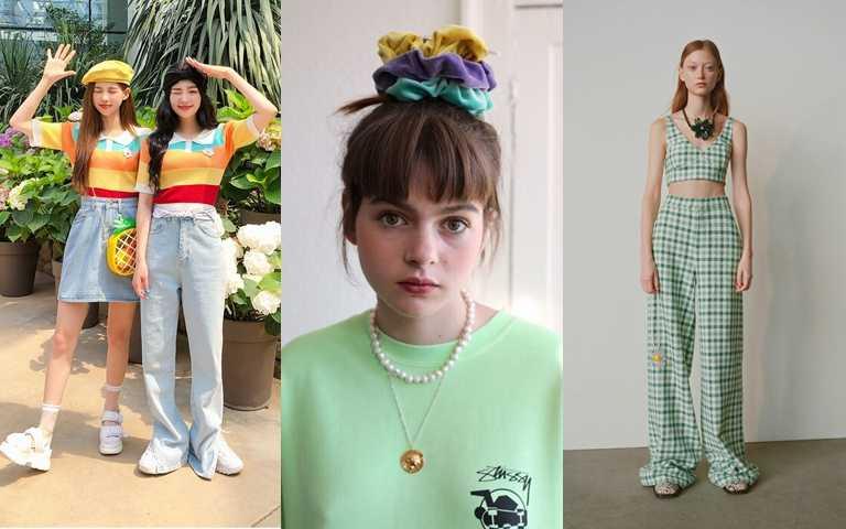 夏日時尚冷知識3/花色選擇決勝負!潮人的時尚籌碼全押在繽紛活潑的視覺系圖案!