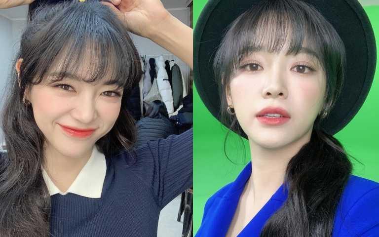 韓劇《驅魔麵館》女主角金世正 戲裡戲外反差超大!原來她正是韓國2021最新流行的厭世小清新臉!