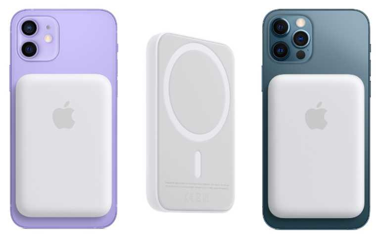iPhone12系列「萬磁王」!蘋果驚喜上架「MagSafe外接式電池」,三千有找!