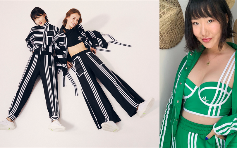 adidas Originals X Ji Won Choi墨黑時尚新風格不容錯過!