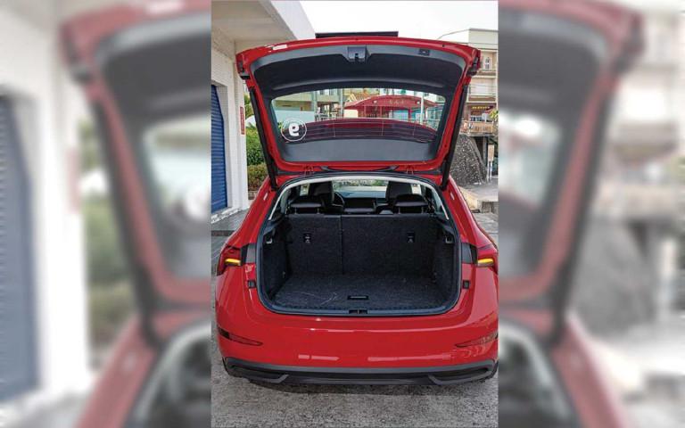 Scala空間變魔術 行李廂媲美SUV