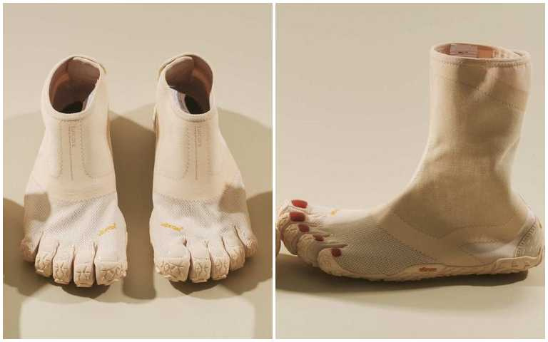 時尚很難懂?超獵奇「五趾鞋」還有大紅指甲油,真的要借點勇氣才敢穿出門…