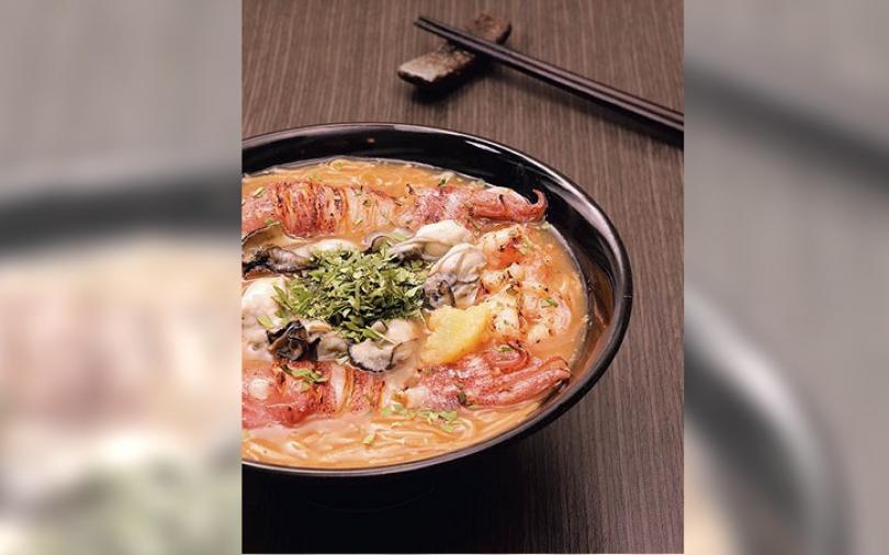 【超浮誇!奢華麵線四連發2】焦香海鮮超美味