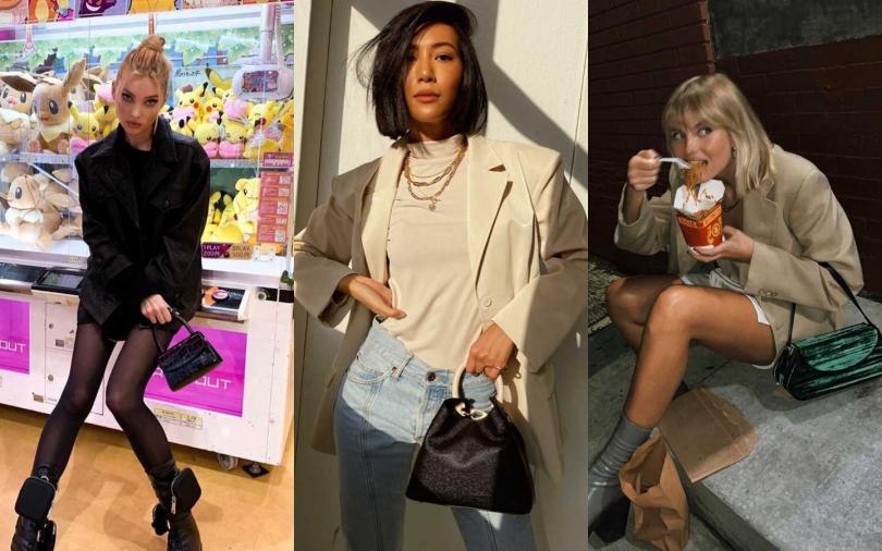 包子、瑪德蓮都成包款 4個IG潮人都在揹的小眾手袋品牌