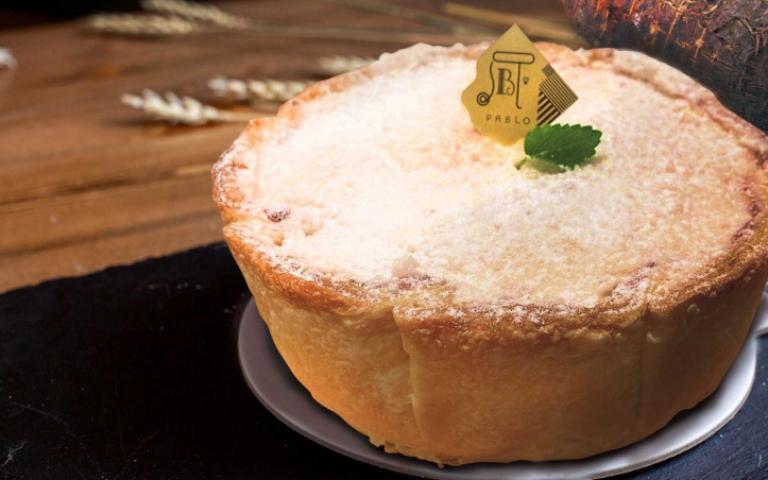 台日混搭迸出新滋味! 芋頭麻糬鮮奶酪起司塔VS.福源花生舒芙蕾鬆餅