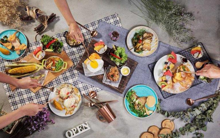 慵懶起床 吃個早午餐  一天精神的來源~  全省北、中、南各地的早午餐推薦! (台中篇)