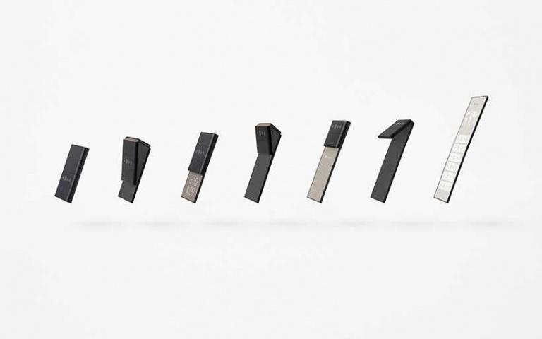 日本知名設計公司nendo 攜手OPPO 打造三折疊手機 !