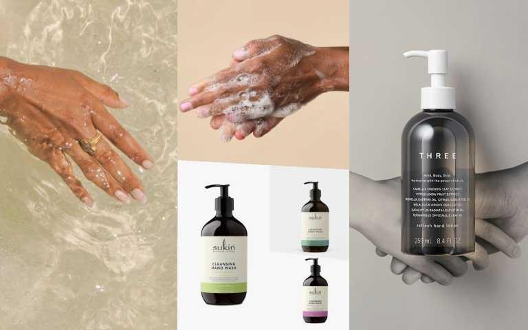 超適合富貴手和敏感手的洗手乳、乾洗手來了!這些美妝品牌推出天然專用,讓你滋潤手部的同時對抗病毒!