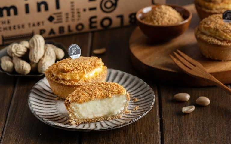 買甜點咖啡半價!PABLO聯名「全家」推「芒果塔」 門市再祭楊枝甘露、花生新口味
