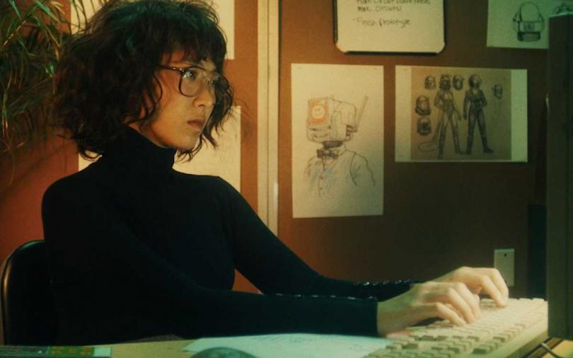 王若琳巧扮宅女工程師 「懸殊戀」愛上機器人