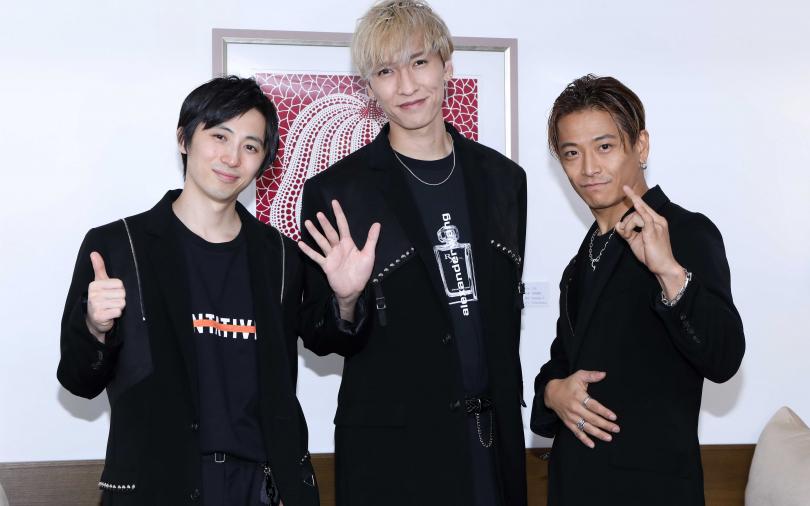 w-inds.時隔10年再辦台灣演唱會 橘慶太預告:明天會唱新歌!