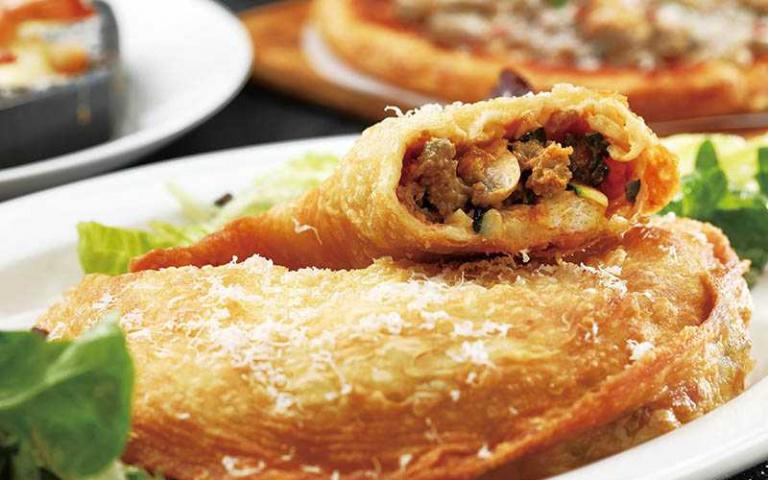 【百變虱目魚5】Milano Pizzeria義大利米蘭手工窯烤披薩 魚油入餅酥脆誘人