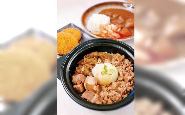 【花式滷肉飯2】貴一郎S‧R‧T 燒肉咖哩 伊比利豬燉煮減油