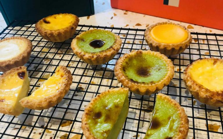 米其林星廚林明健賣起手工塔!耗時4日製作塔皮 香脆酥鬆擄獲甜點控